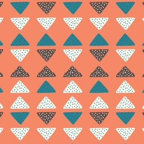 Triangles + Dots