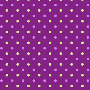Springtime Butterfly Dots