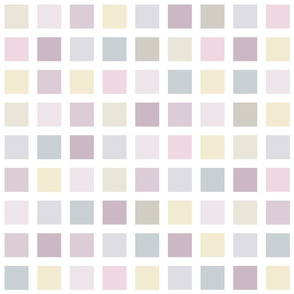 lilac-mauve color squares