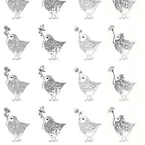 orimonos birds