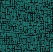 Stacked Stone - turquoise