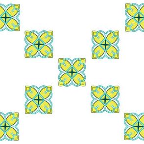 Asian_Pattern_Cross_Citron