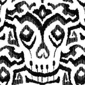 pattern-skulls