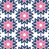Suzannah Blue Pink