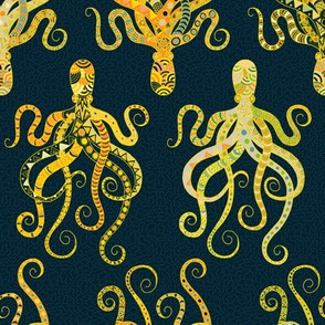 A Literary Octopus