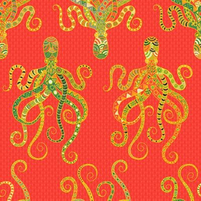 An Opulent Octopus