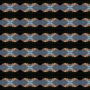 Gilding the Edge of Night - Horizontal Stripes (Ref. 3186)