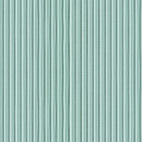 Petite Stripe - mint