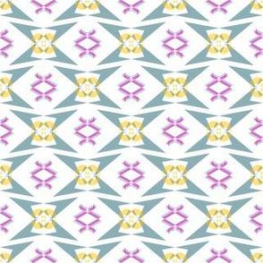 turquoise seamless pattern