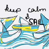 Bahama Boats/Keep Calm
