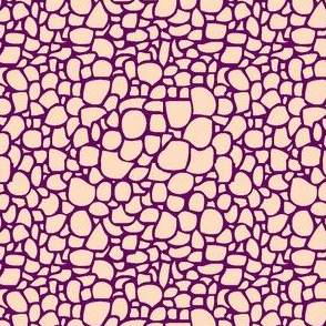 Pebbles Purple and Pink