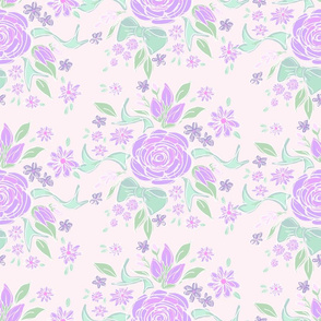 Sweet Rose Lavender