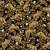 Chameleons in Gold