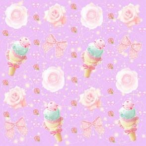 Ice Cream Roses