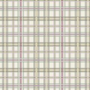 Checks to match Eucalyptus f1efe1 Small
