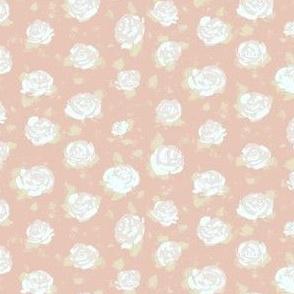 Brushed Blush Floral