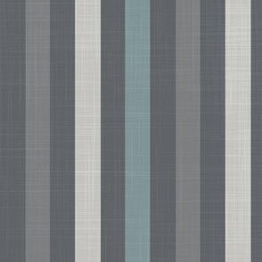 Midi Leaf - Stripe winter