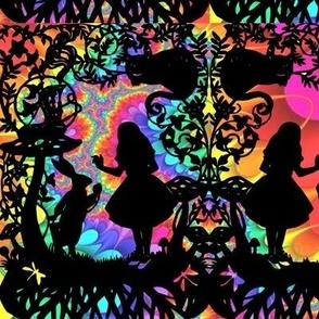 multi_colored_sillhouette_of_a_fantasyland