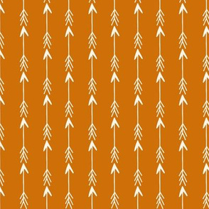 Camping Arrows - Rust Coordinate by Andrea Lauren