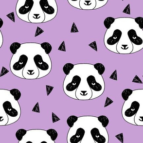 Hello Panda - Wisteria by Andrea Lauren