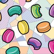 Lichtenstein Macarons
