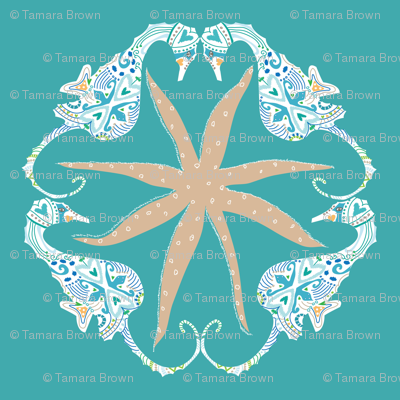 Rspoonflower_seahorse_preview