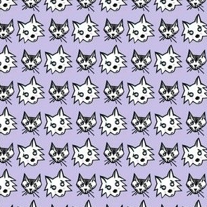 Chibi Wolf & Cat