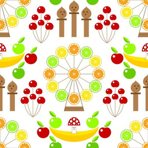 fantasy fruity fun-fair