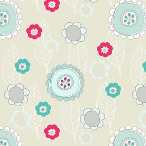 Doodle Flowers 3