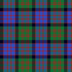 Cameron tartan, modern colors
