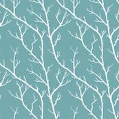 Spring Branches_Duckegg Blue