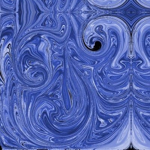 Lapis Lazuli Paisley