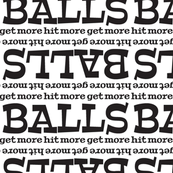 Get More Balls Dark