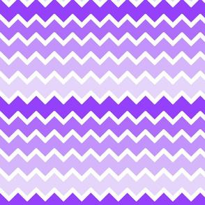 purple lavender lilac ombre chevron zigzag pattern