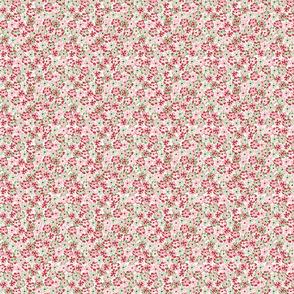 Protea Ditsy Cotton
