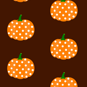 Dotted Pumpkins