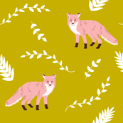 Foxy pink