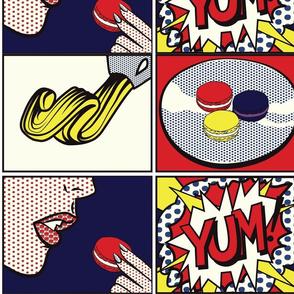 Yum! Pop Macarons!