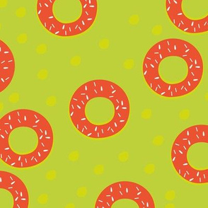 POP ART DONUT