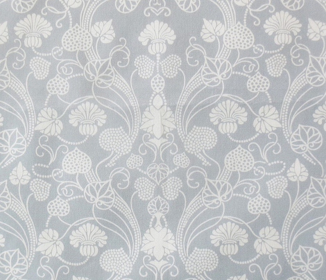 lotus damask stainless steel