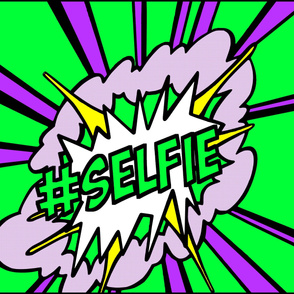 2 pop art comic words newsweek magazine covers vintage retro roy lichtenstein inspired selfie social media hashtag Instagram twitter facebook 25 april 1966 self portrait explosion