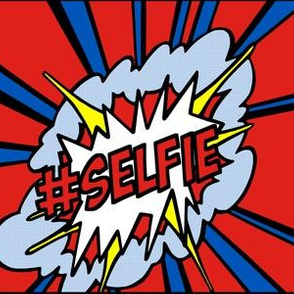 10 pop art comic words newsweek magazine covers vintage retro roy lichtenstein inspired selfie social media hashtag Instagram twitter facebook 25 april 1966 self portrait explosion