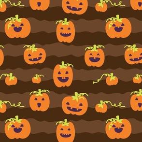 Silly Halloween - Pumpkin Patch