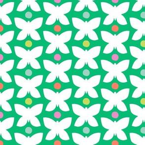Butterfly Spot Emerald