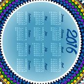 Mandala Tea Calendar 2016
