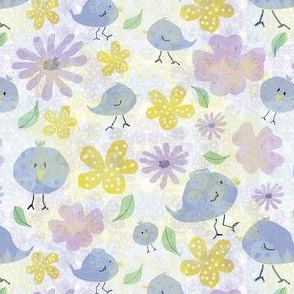 Chirppy Birds