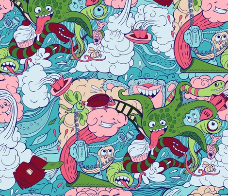 Rrseamless_pattenr_of_doodle_of_crazy_sea-life_creatures_having_fun_2_contest109625preview