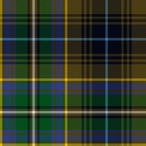 Innes hunting tartan