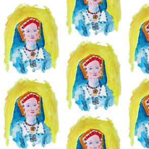 Tudor Mary