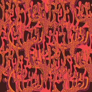 Coral - dark pink